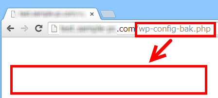 拡張子が「php」なら丸見えにならない