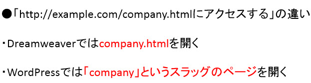 「company.htmlを開く」の違い