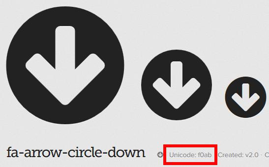 Unicodeをコピー