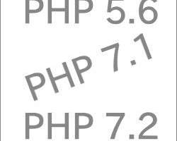 WordPressのPHPバージョン