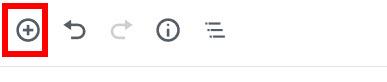 「ブロックの追加」をクリック