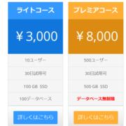 WordPressで料金表を作成できるPricing Table by Supsystic