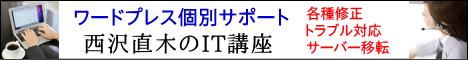 西沢直木のIT講座